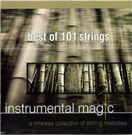 best of 101 string. instrumental magic (cd1) - 101 strings orchestra