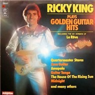 plays golden guitar hits - ricky king
