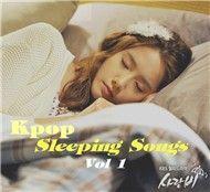kpop sleeping songs vol.1 (2012) - v.a