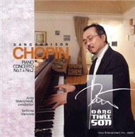 chopin - concerto no.1 & no.2 - dang thai son