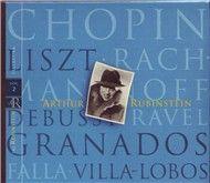 chopin liszt rachmaninov debussy etc (vol. 2) - arthur rubinstein