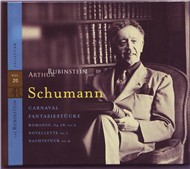 schumann (vol. 20) - arthur rubinstein