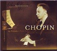chopin preludes sonata etc (vol. 16) - arthur rubinstein