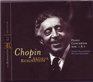 chopin concertos (vol. 17) - arthur rubinstein