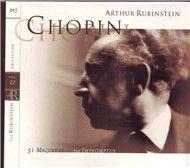 chopin mazurkas and impromptu (vol. 27 - cd2) - arthur rubinstein