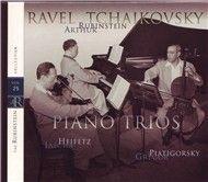 ravel tchaikovsky piano trios (vol. 25) - arthur rubinstein
