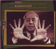 grieg and rachmaninoff concertoes (vol. 60) - arthur rubinstein