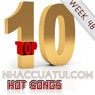 top 10 hot songs (week 48/2012) - v.a