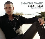 breathless (special edition) - shayne ward
