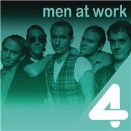 4 hits: men at work (ep) - men at work