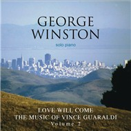 christmas time is here (single) - george winston