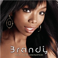 right here (departed) (single) - brandy