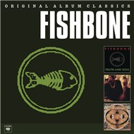 original album classics - fishbone