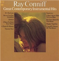 great contemporary instrumental hits - ray conniff