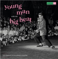 young man with the big beat - elvis presley