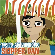 skipper dan (single) - weird al yankovic