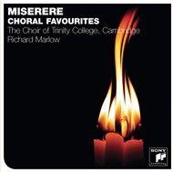 allegri - miserere - the choir of trinity college, cambridge