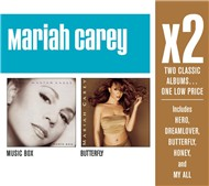 x2 (music box/butterfly) - mariah carey