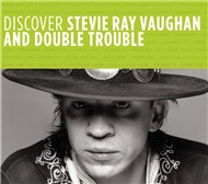 discover stevie ray vaughan and double trouble (ep) - stevie ray vaughan, double trouble
