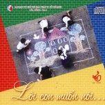 loi con muon noi (vol.3 - 2007) - nhom lua hong