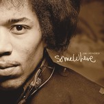 somewhere (single) - jimi hendrix