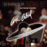 un mariachi en altos de chavon - ana gabriel