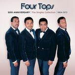 50th anniversary the singles collection 1964-1972 - four tops