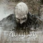 seventh swamphony (single) - kalmah