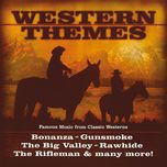 western themes famous music from classic westerns - jim hendricks