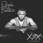 x.o.x. (single) - elijah blake