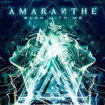 burn with me (single) - amaranthe