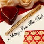 Tuyển tập những bức thư tình hay nhất