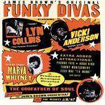 james brown's original funky divas - v.a
