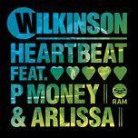heartbeat (remixes ep) - wilkinson