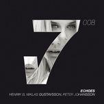 echoes (single) - henrik b, peter johansson, niklas gustavsson