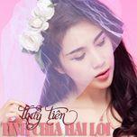 tinh chia hai loi (single 2013) - thuy tien