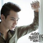 anh yeu nguoi khac roi (single 2013) - khac viet