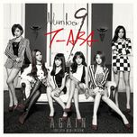 again (8th mini album) - t-ara