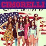 made in america (single) - cimorelli