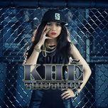 khe (single) - thu thuy