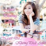 nguoi do khong phai anh (single) - julie phuong thuy