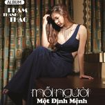 moi nguoi mot dinh menh (vol. 12) - pham thanh thao