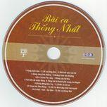 bai ca thong nhat (vol 2 - 2011) - v.a