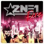 to anyone (1st album) - 2ne1