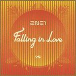 falling in love (digital single) - 2ne1