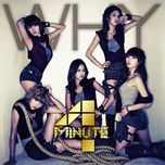 why (single) - 4minute