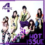 hot issue (digital single) - 4minute