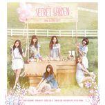 secret garden (mini album) - a pink