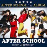 new girl school (1st album) - after school
