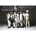because of you (2nd single) - after school